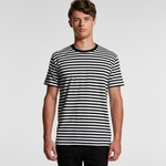 AS Colour Mens Staple Stripe Tee