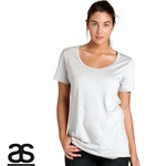 Women's Shutter Boutique Scoop T Shirt by 'As Colour '