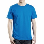 Earth Positive Organic T Shirt Mens EP01
