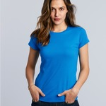 Women's 'Gildan' Slim T-Shirt