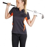 Women's Accelerator Cooldry Polo